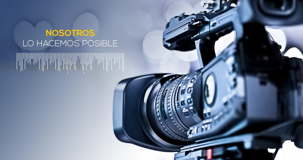 Servicios audiovisuales, eventos y alquiler de equipos – Visionarea