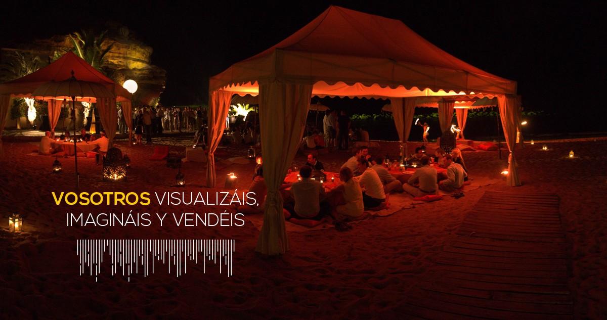 Visionarea: servicios audiovisuales, eventos, alquiler de equipos
