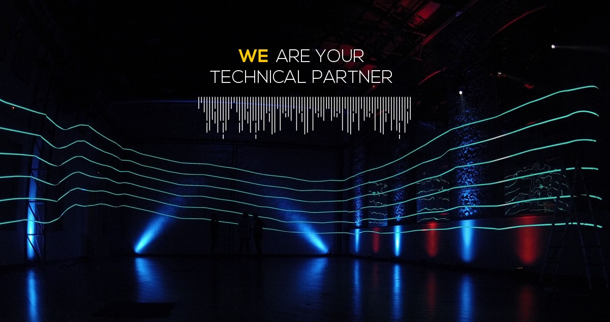 We are your technical partner 2