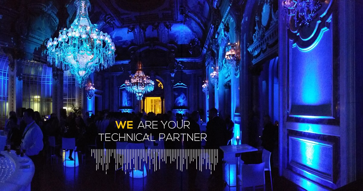 We are your technical partner 1